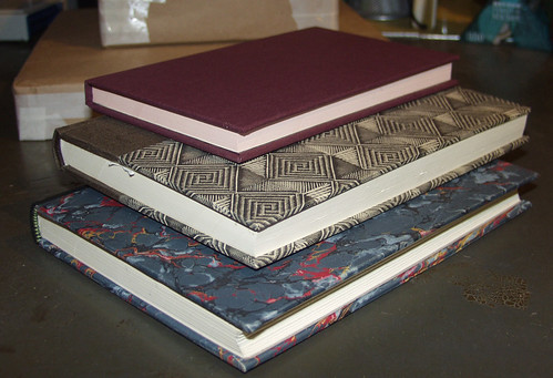 books from bookbinding II