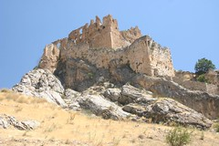 Castle in mt Nemrud area