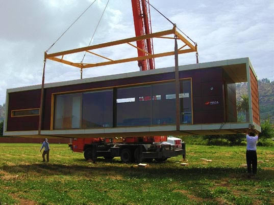 inhabitat, f3, minga, chile, prefab