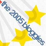 Finalist for Best British & Irish Blog AND Best Topical Blog - Better luck next year!