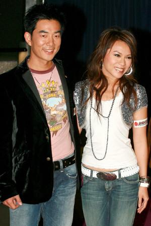 Richie Ren and Tanya Chua, Metro Radio music awards 2007