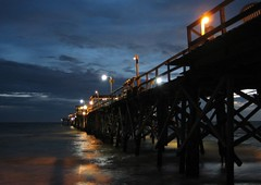 North Redington Beach pier