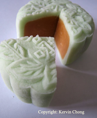 Mooncake-Cut