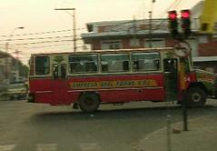 Asuncion Bus