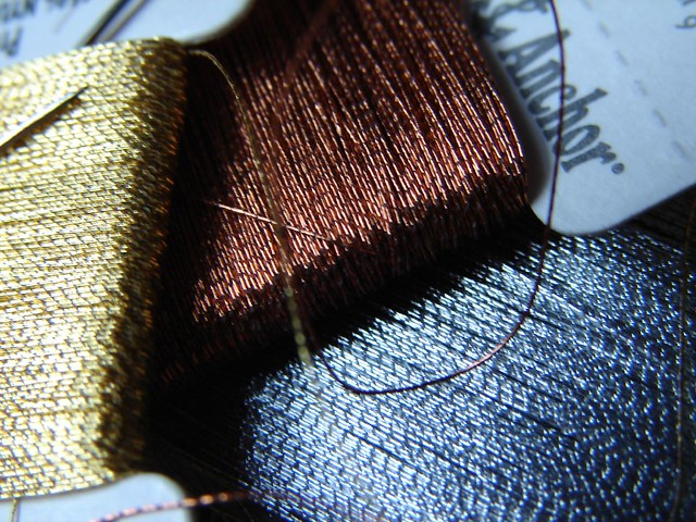 Metallic Thread | Metallic Yarn Manufacturers