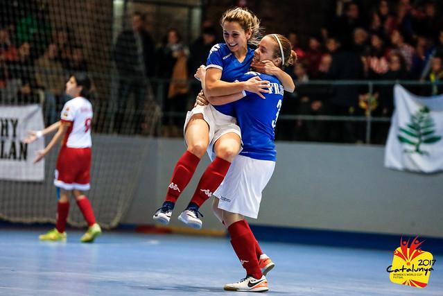 Mundial Femení 2017 Balaguer - Jornada 1