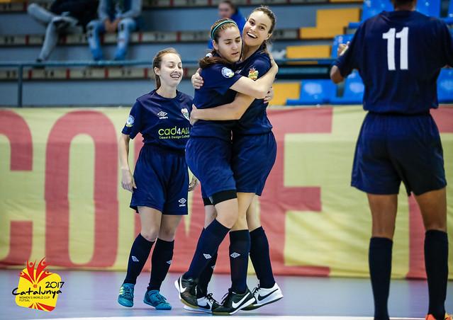 Mundial Femení 2017 Balaguer - Jornada 5