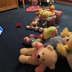 Amy's child minding kids watching Harry Potter<br/>21 Nov 2017
