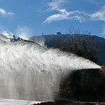 11/8/17 Snowmaking is ON and it looks cold through the weekend!
