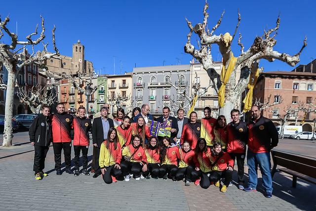 Presentació Mundial Balaguer