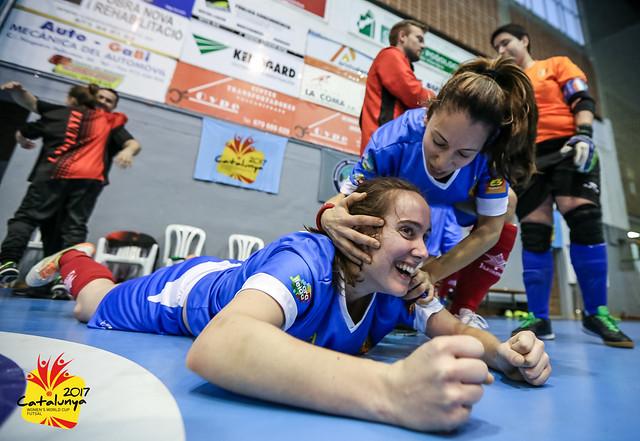 Mundial Femení 2017 Balaguer - Jornada 6