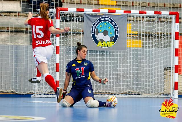 Mundial Femení 2017 Balaguer - Jornada 3