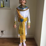 Egyptian day for Amy<br/>09 Nov 2017