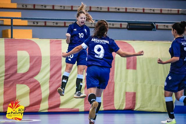 Mundial Femení 2017 Balaguer - Jornada 4