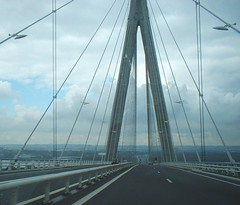 Pont de Normandie bridge
