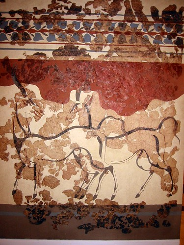 Gazelle Mural