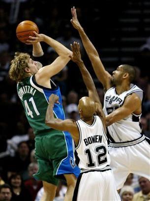 Dirk no pass
