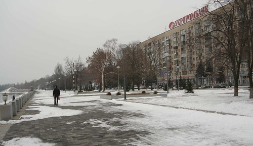 long cold walk