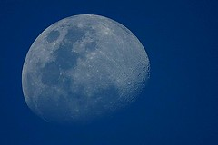 Luna in fase 1