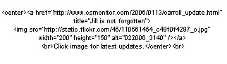 jill code