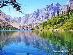 Upper Kachura Lake photo by Aawara