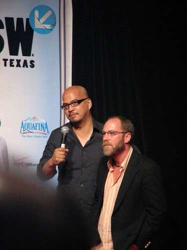 Joey & David of The Pixies at SXSW