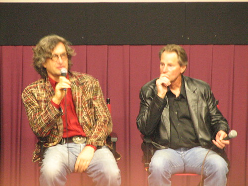Wim Wenders and Sam Shepard at SXSW