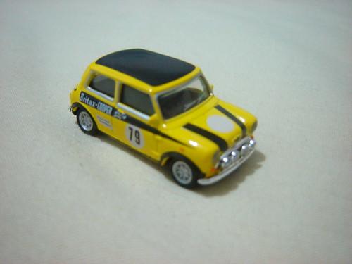 Mini Cooper. 1:72.