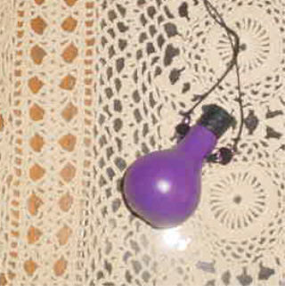 Gourd Bottle Necklace