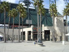 SBC Park - Marina Gate