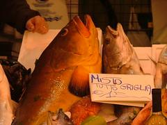 Mercato del pesce di Torino