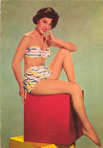 maggie pierce vintage 1950s