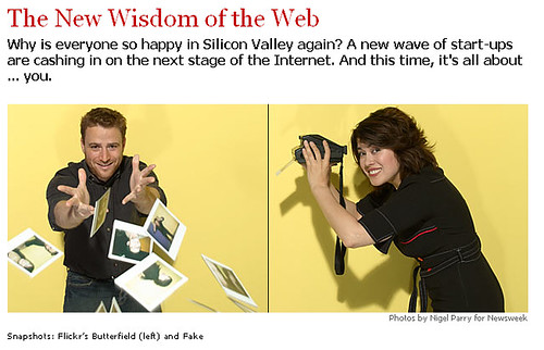 The Wisdom of the Web