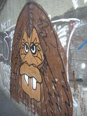 Bigfoot One in Tokyo photo by goemon