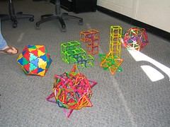 Fun with polyhedra
