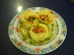 cappelletti con dadolata di verdure-7
