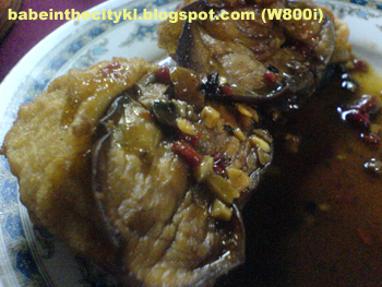 tk stuffed brinjal