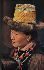 Sikimese Woman, from Nat Geo 3.1963MD