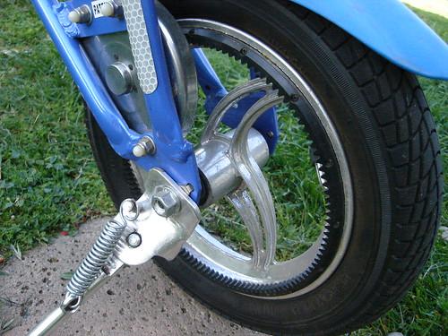 Bikke Direct Drive Motor
