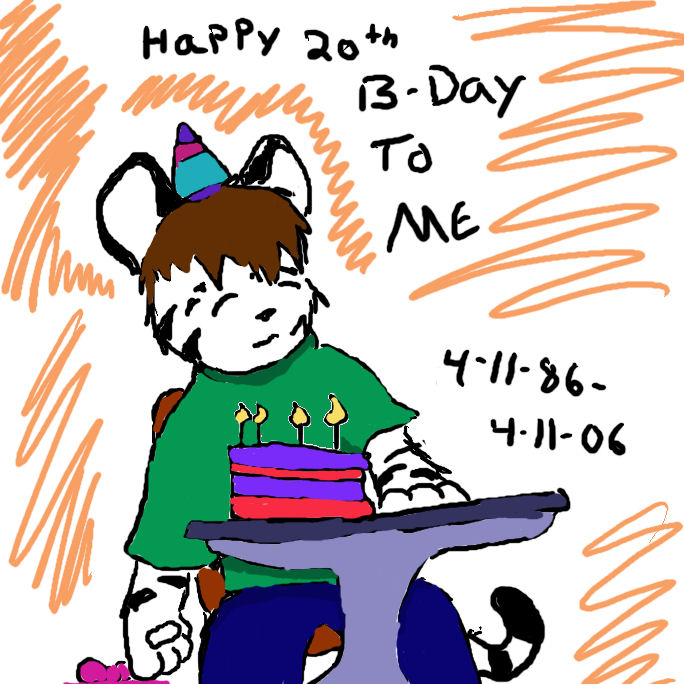me b-day