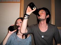 Japanese Trumpet Style