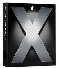Embalaje de MacOS X