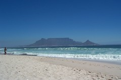 Table Mountain from Table View