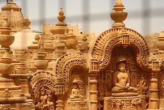 Temple 1, Jaisalmer, Rajasthan, India Captured April 14, 2006.