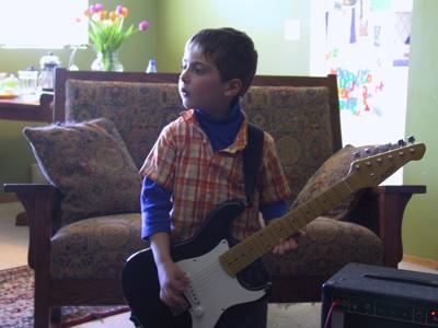 cien guitar