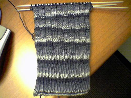 John's sock - take two