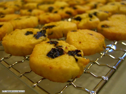 Oven Fresh Cookies