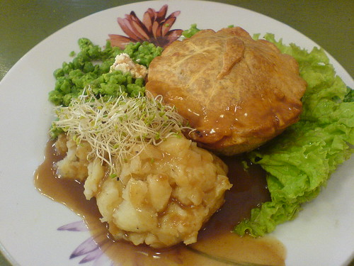 Marmalade Beef Pie