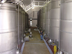 Sterling - Fermentation tanks