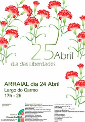 Arraial 25 Abril 200